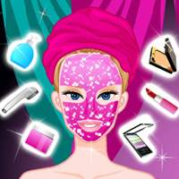 Barbie Diamond Spa Makeover