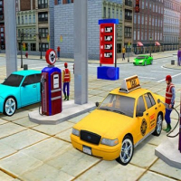 City Taxi Driving Simulator Game 2020