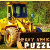 Heavy Vehicles Puzzle