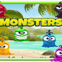 Monsters Match 3