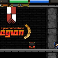 A Pixel Adventure Legion
