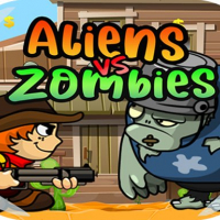 Aliens vs Zombies