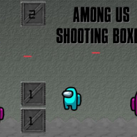 Among Us Shooting Boxes