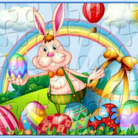 Easter Jigsaw Deluxe