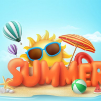 Happy Summer Jigsaw Puzzle