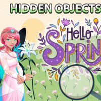 Hidden Objects Hello Spring