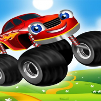 Monster Trucks Game