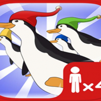 Penguin Fish Run