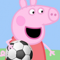 piga pig soccer shoot up